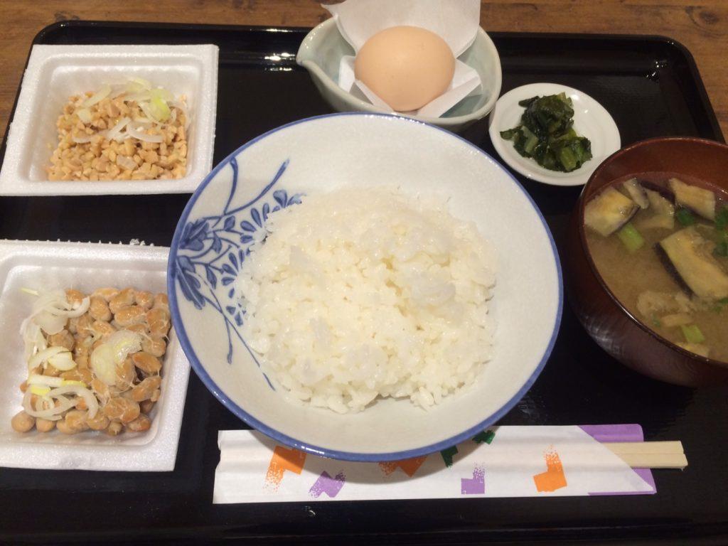 納豆食べ放題