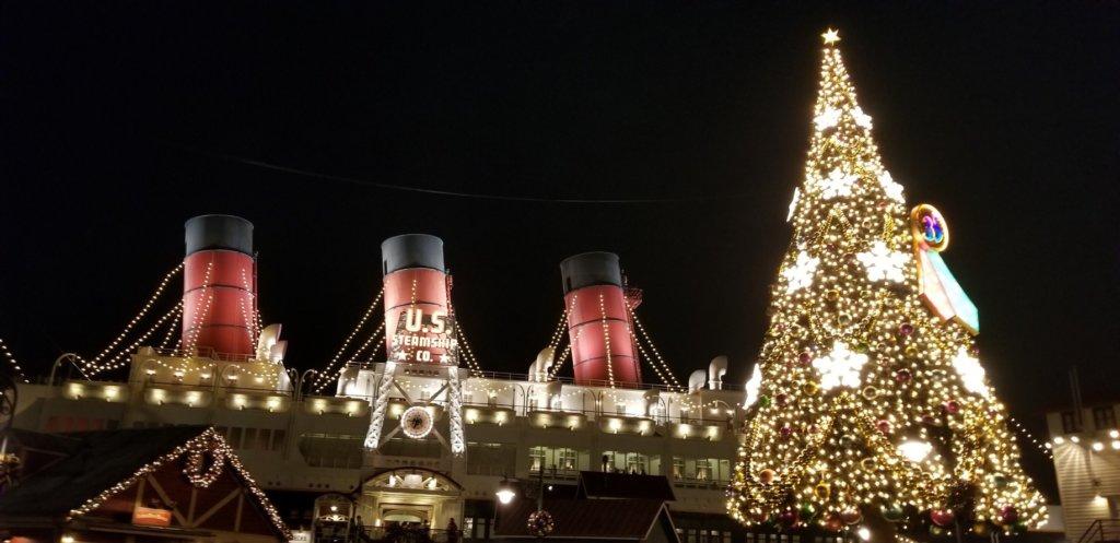 ディズニークリスマスデート