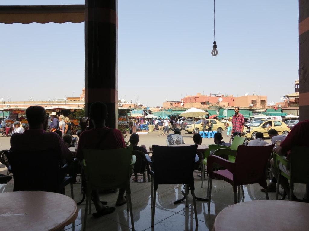 モロッコ個人旅行