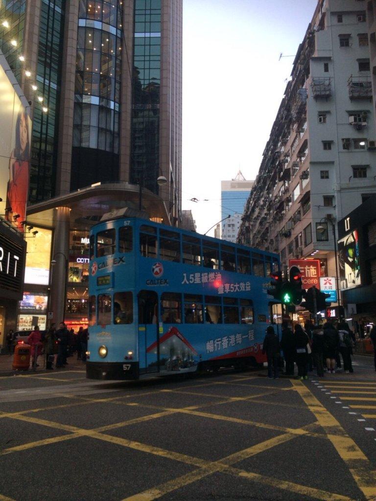 香港卒業旅行