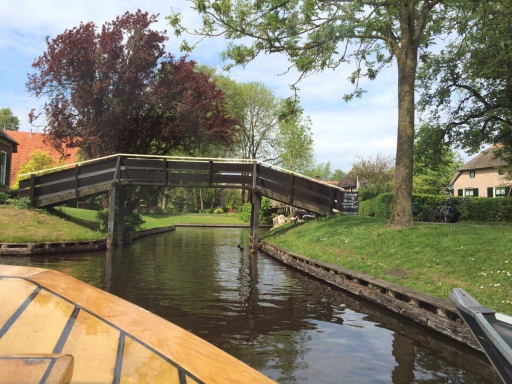 オランダ個人旅行