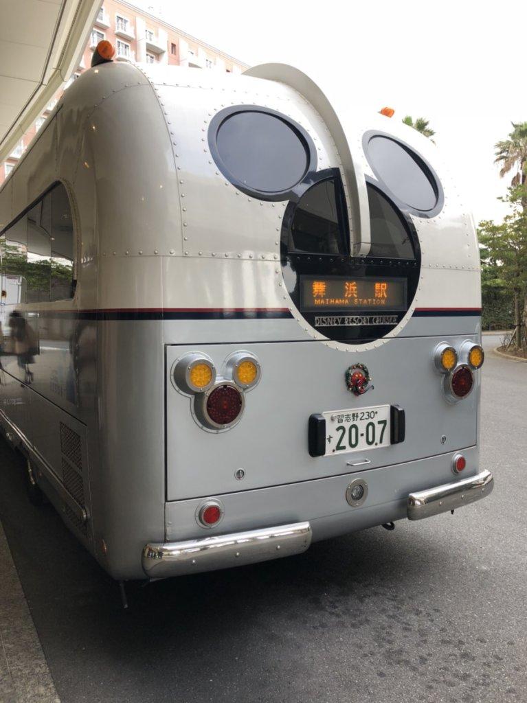 ディズニーホテル送迎バス
