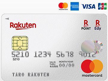 ポイント還元クレジットカード